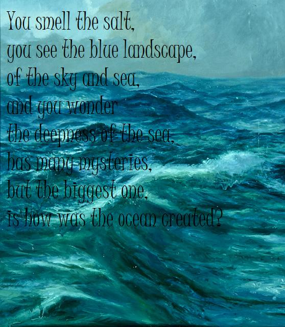 Ocean Poems And Quotes Quotesgram