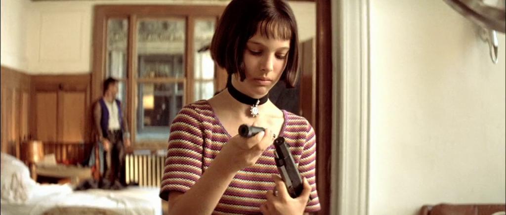 Натали Портман Леон 1994