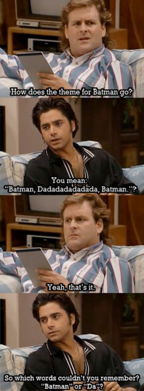 Full house quotes about love