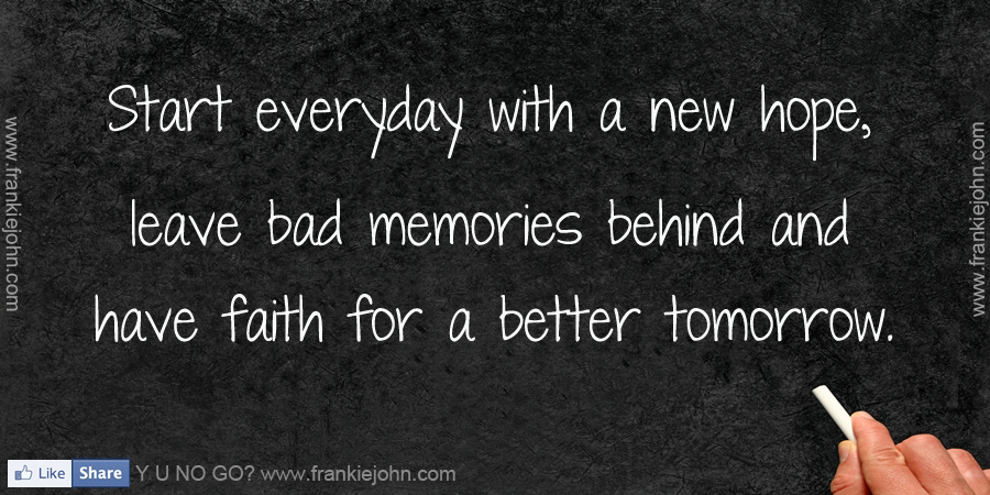 Better Tomorrow Quotes. QuotesGram