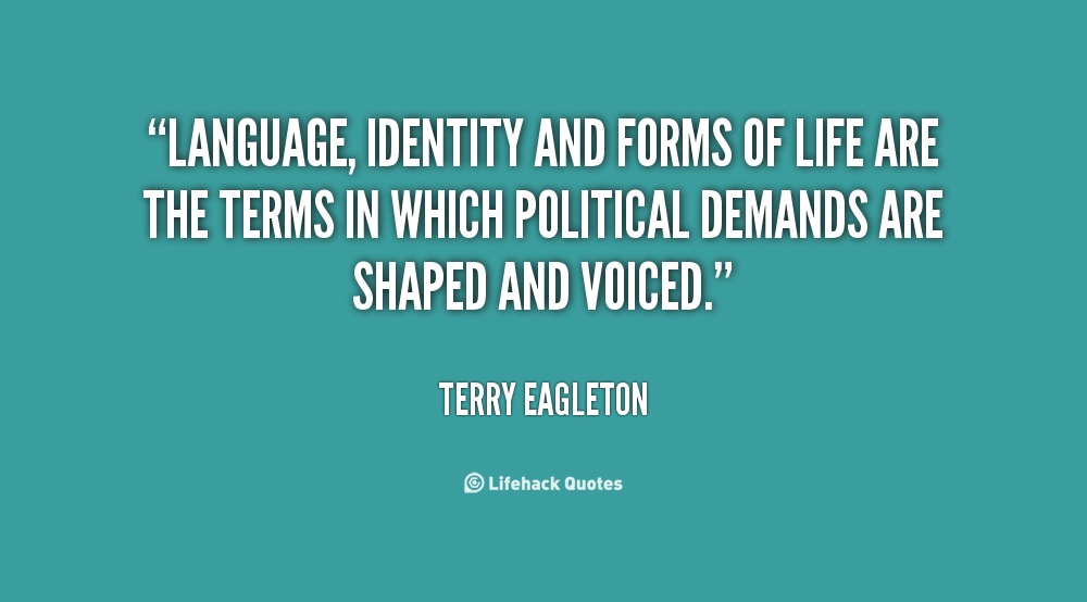 language as a badge of identity The reappropriation of stigmatizing labels: implications for social turning a hurtful term into a badge of the reappropriation of stigmatizing labels 223.