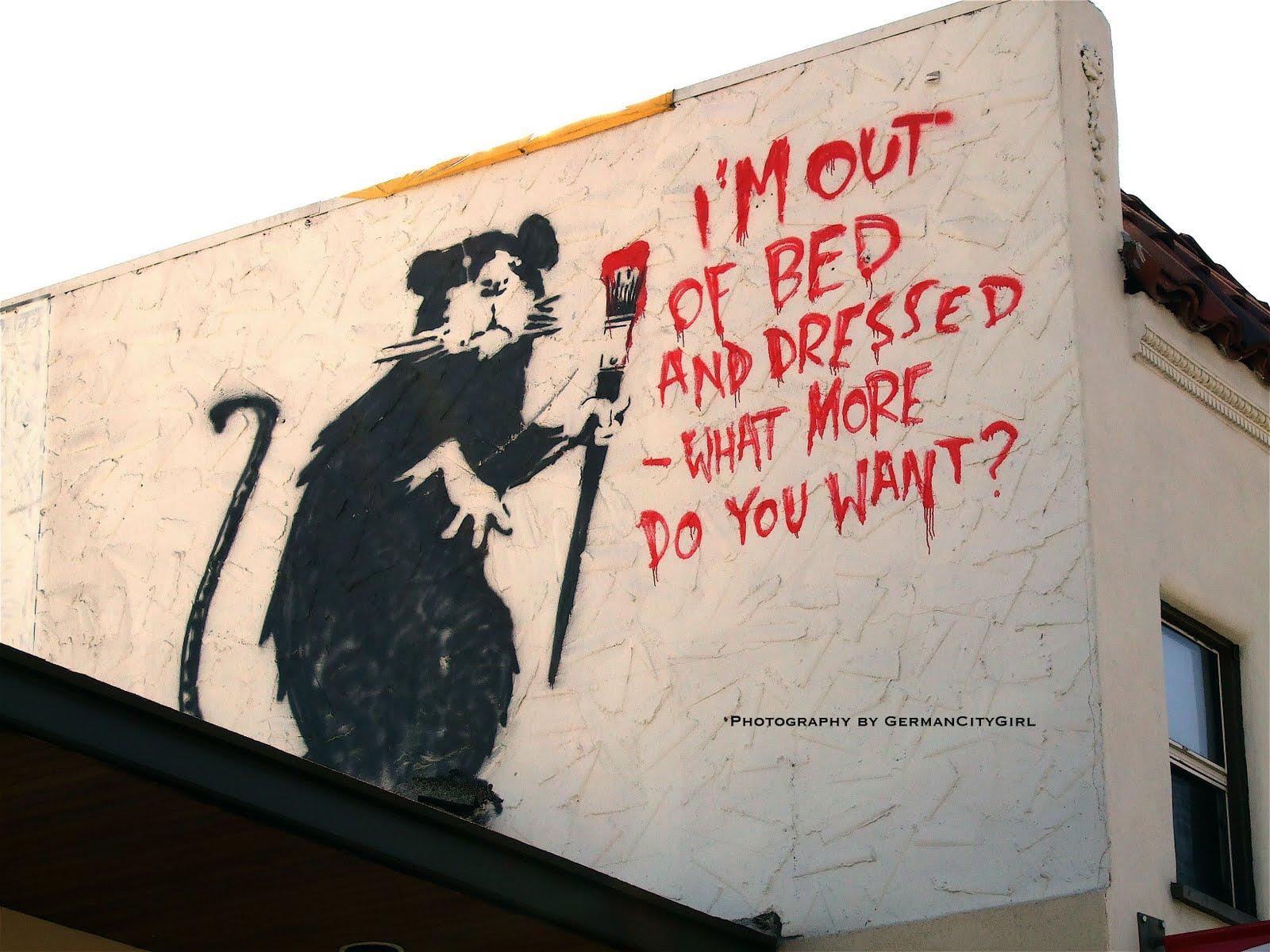 banksy graffiti quotes - HD1024×768