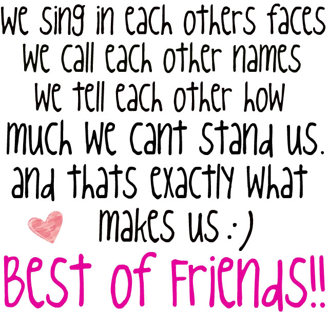 Best Friend Quotes About Understanding. QuotesGram