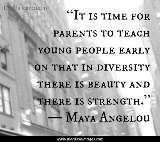 Inspirational Quotes About Cultural Diversity: Funny Diversity Quotes. QuotesGram