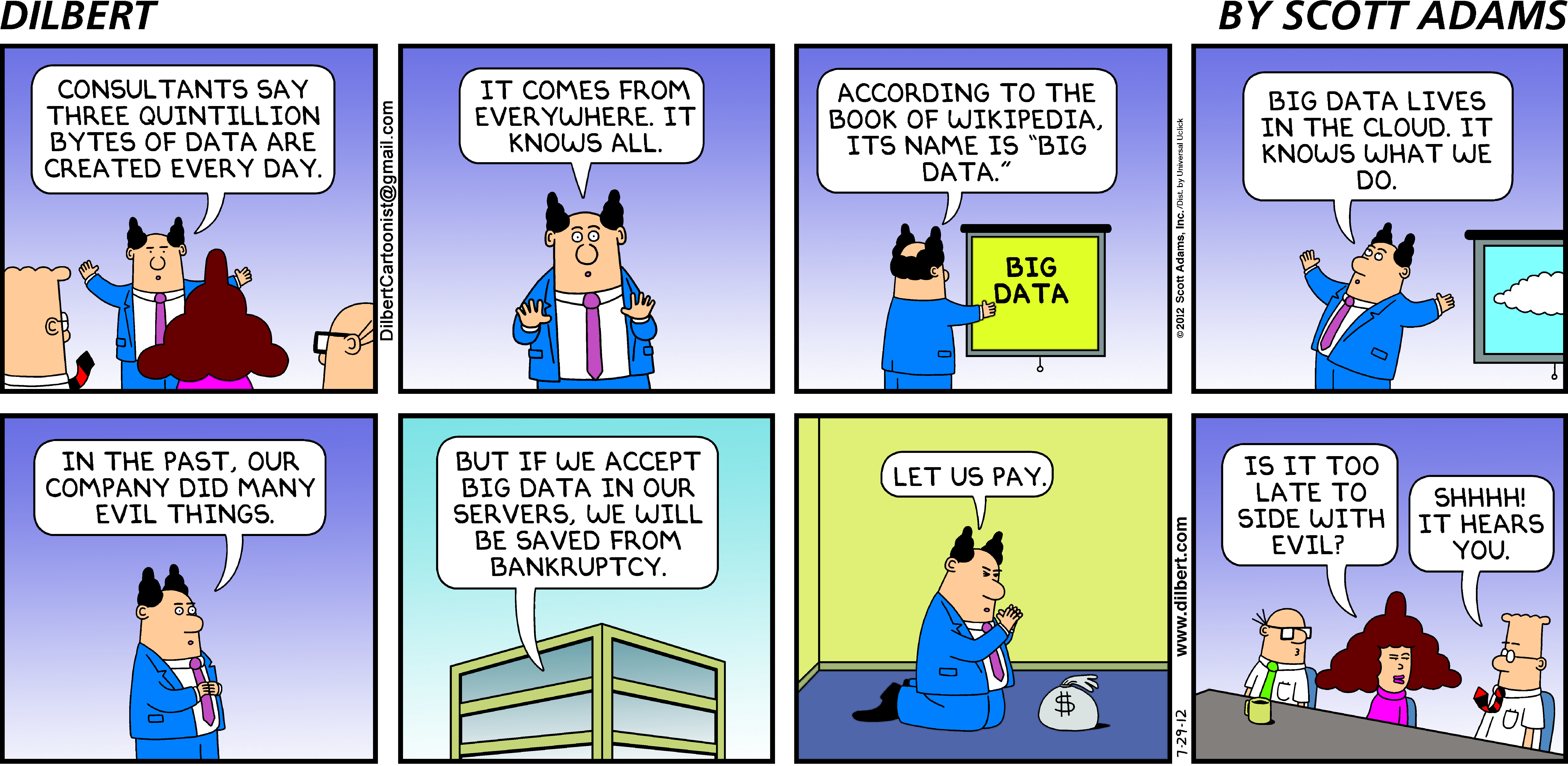 Technology Management Image: Data Governance Quotes. QuotesGram