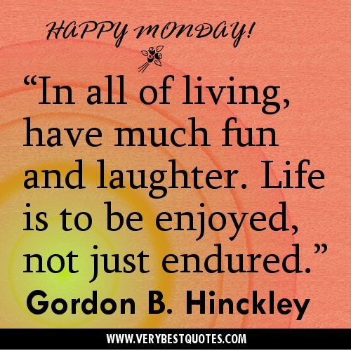 Surviving Monday Quotes. QuotesGram