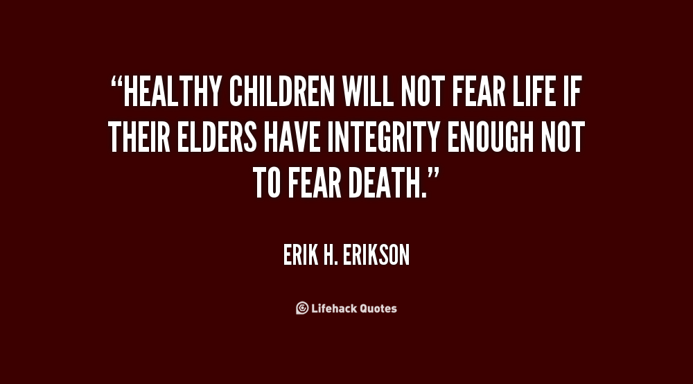 the life of erik erikson Erik h erikson's remarkable insights into the relationship of life history and history began with observations on a central stage of life: identity development in adolescence this book collects three early papers that―along with childhood and society―many consider the best introduction to erikson's theories.