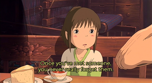 Spirited Away Quotes. ...