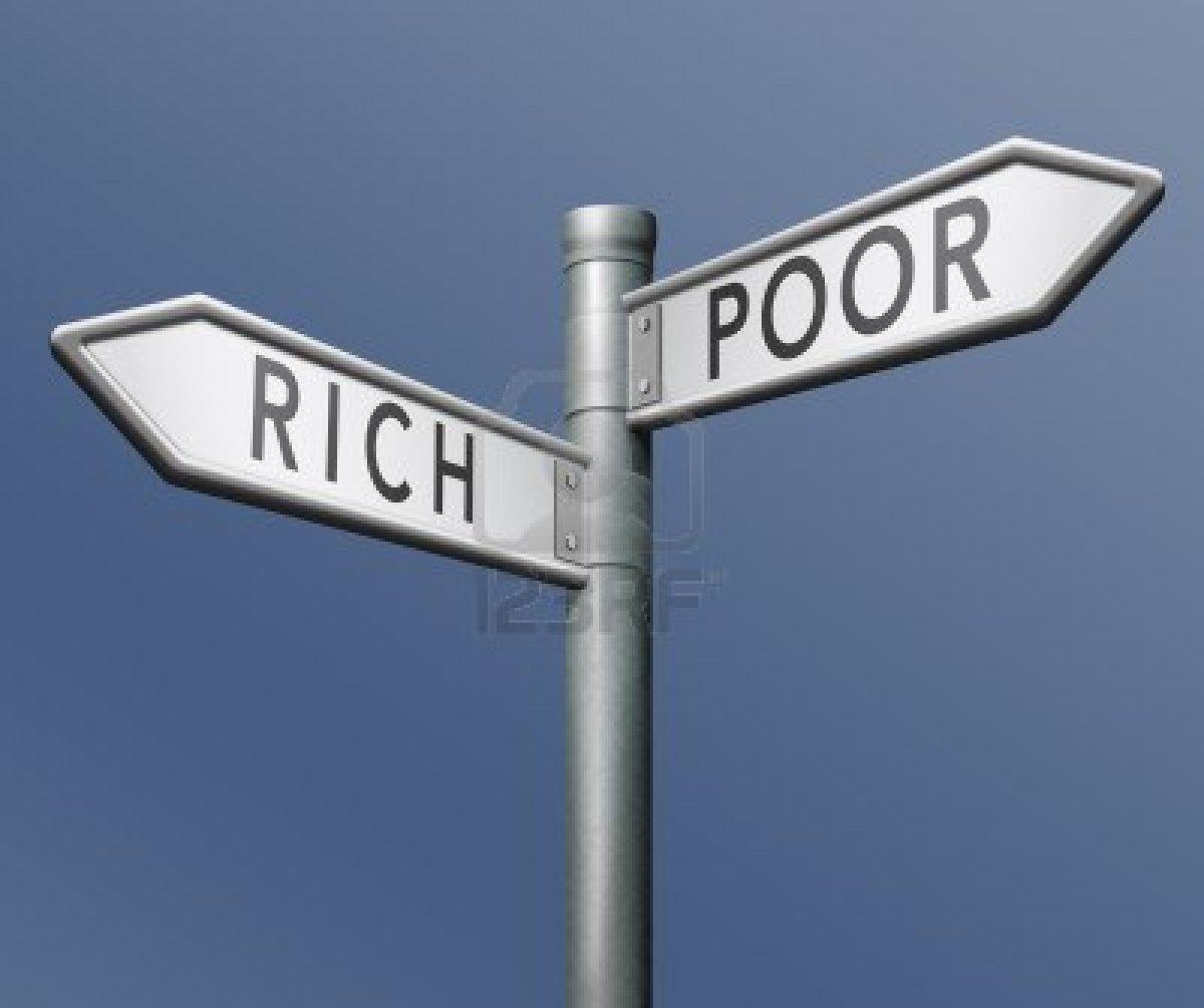 Rich Vs Poor Quotes Quotesgram