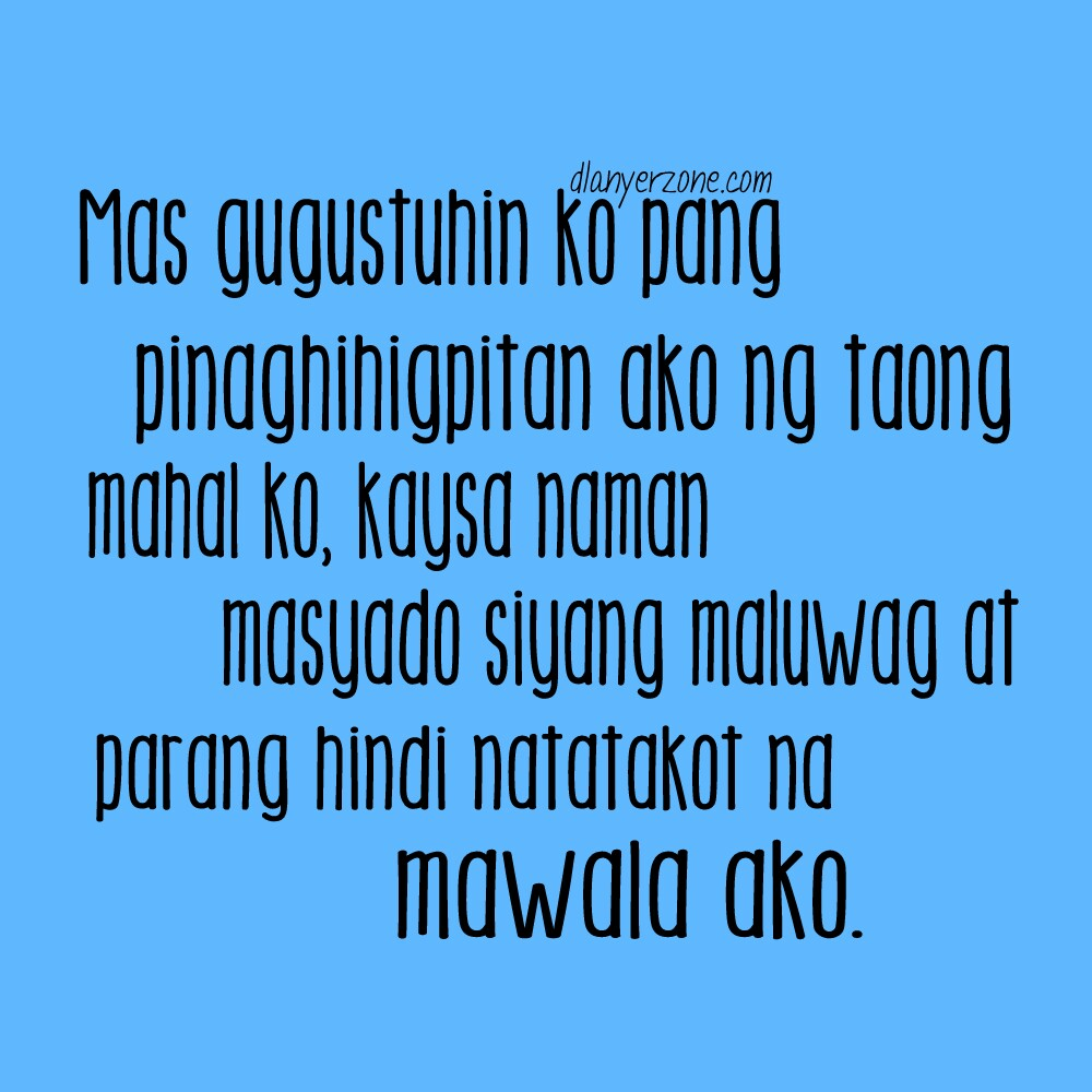Quotes About Friendship Tagalog Sad