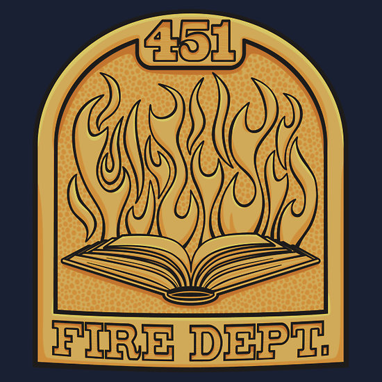 Fahrenheit 451 Quotes About Burning Books With Page Numbers