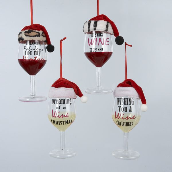 Christmas Decorations With Wine Glasses: Champagne And Quotes Holidays. QuotesGram