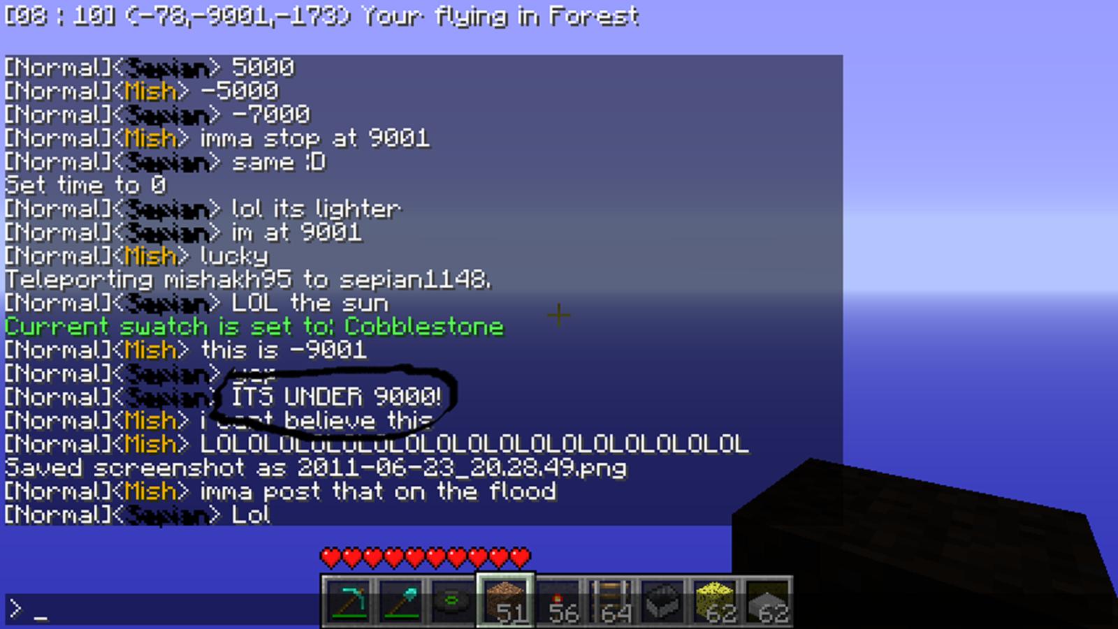 funny minecraft quotes  quotesgram