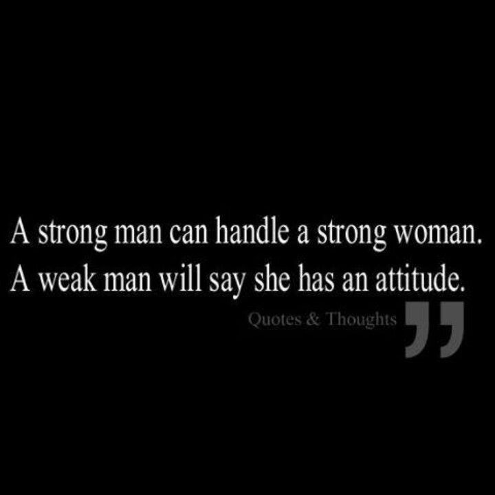 being a strong man in relationship