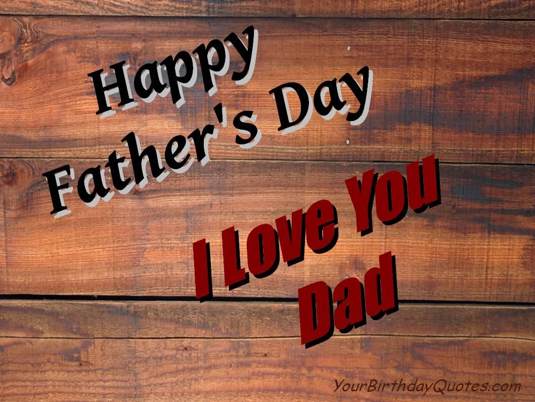 love you dad quotes  quotesgram