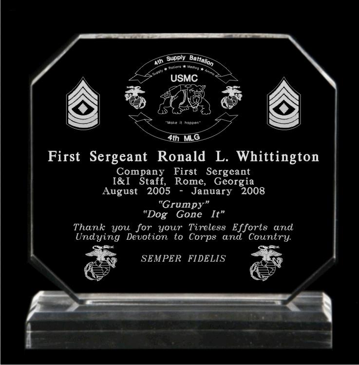 military retirement plaque quotes quotesgram