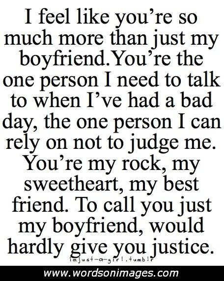 Love Quotes For Your Boyfriend: Love Quotes For Your Boyfriend. QuotesGram