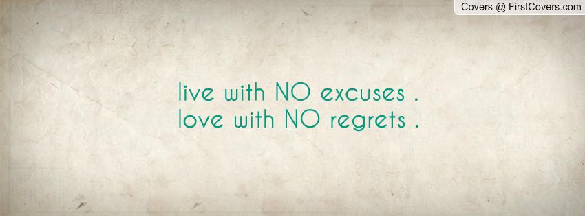 no regrets quotes facebook quotesgram
