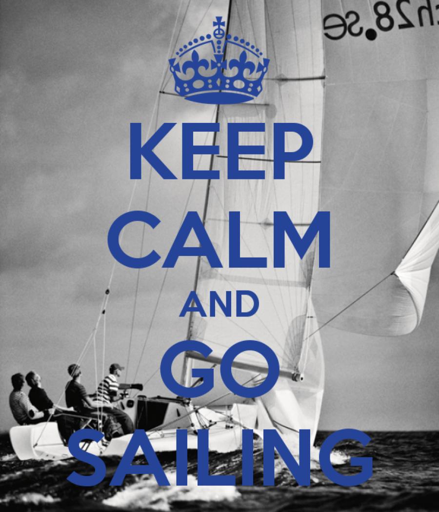 Inspirational Quotes Sailing: Motivational Quotes About Sailing. QuotesGram