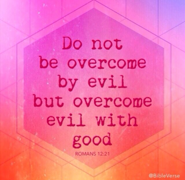 good overcomes evil essay Free good vs evil papers, essays, and research papers.