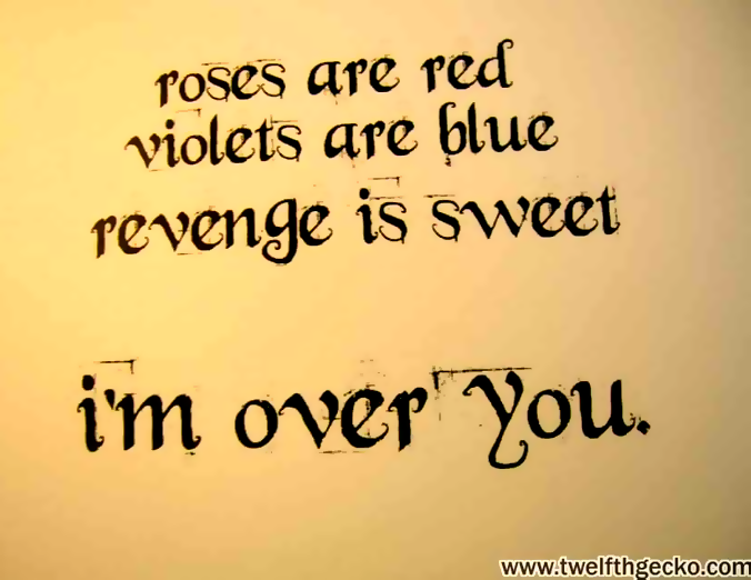 Revenge Quotes And Sayings: Sweet Revenge Quotes. QuotesGram