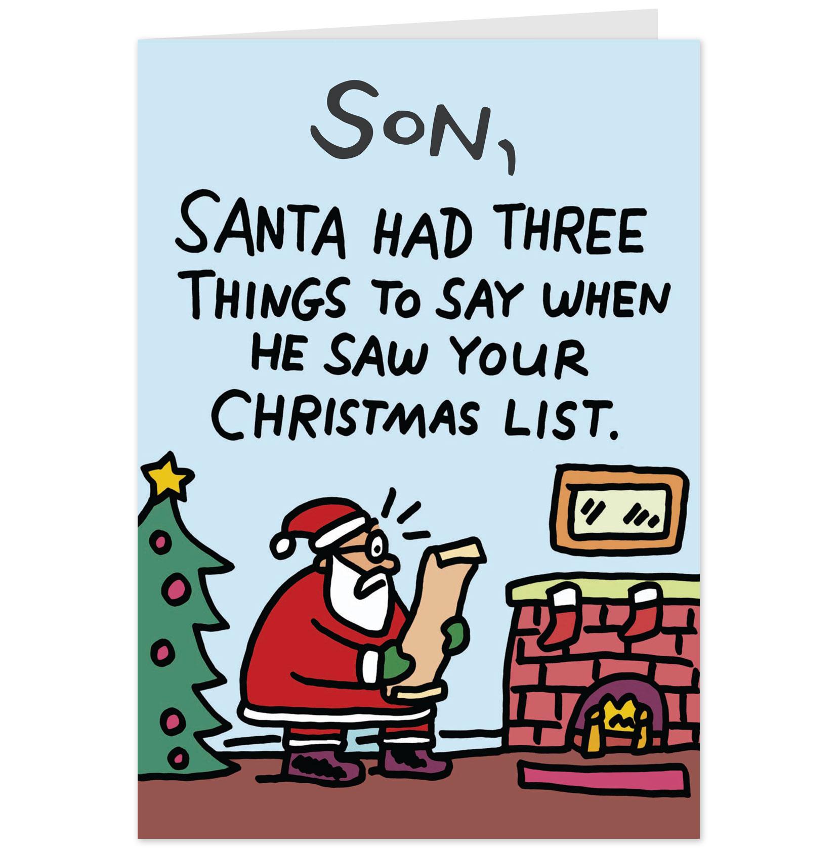 Hallmark Christmas Card Quotes. QuotesGram