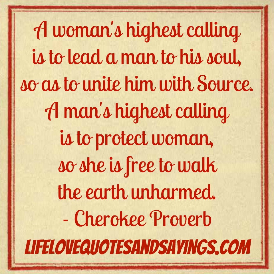 Cherokee Indian Quotes Sayings. QuotesGram