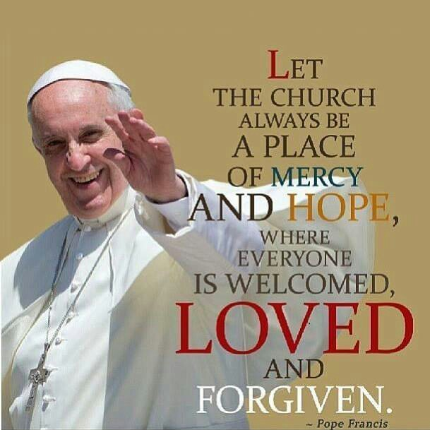 Quotes From The Pope: Pope Francis Quotes. QuotesGram