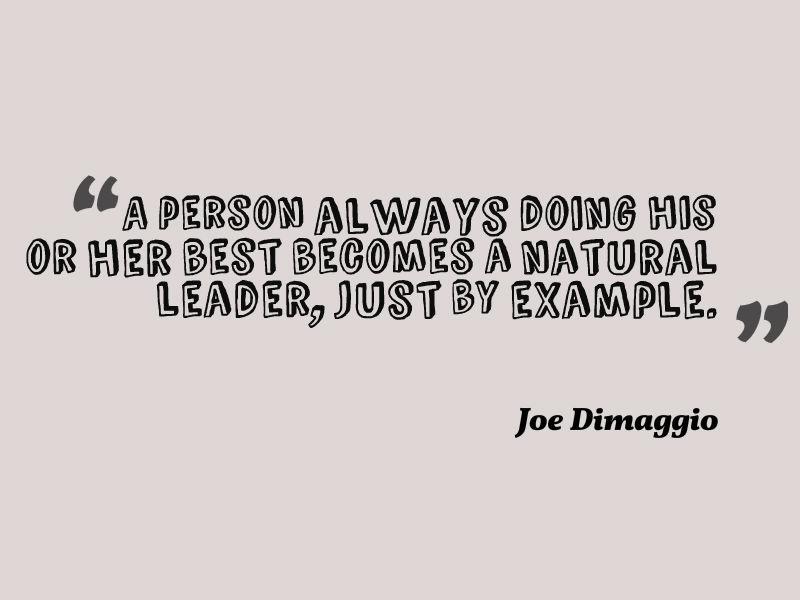 Natural Born Leader Quotes. QuotesGram