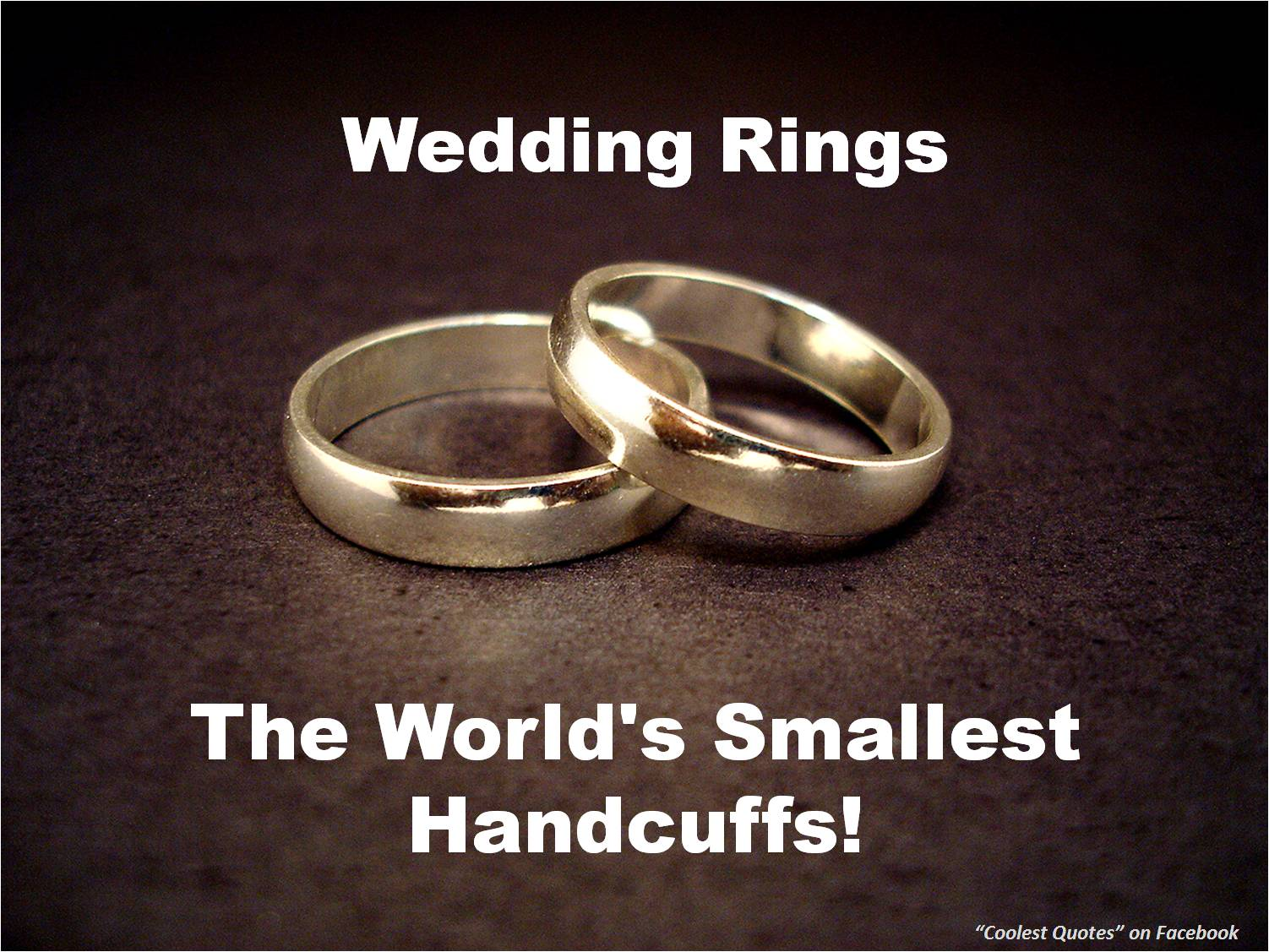 Marriage Quotes Wedding Rings