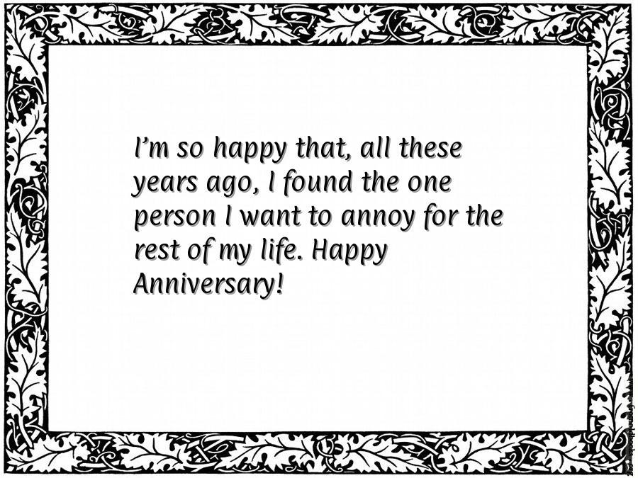 41 Year Anniversary Quotes: 1 Year Anniversary Quotes Happy. QuotesGram