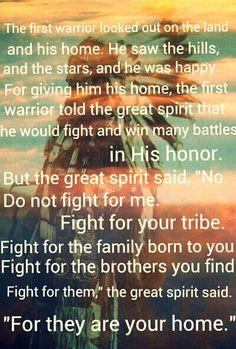 Native American Warrior Quotes Quotesgram