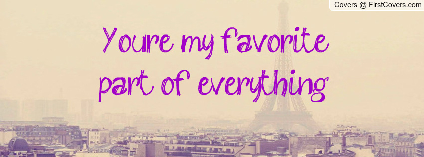 Youre My Everything Quotes. QuotesGram