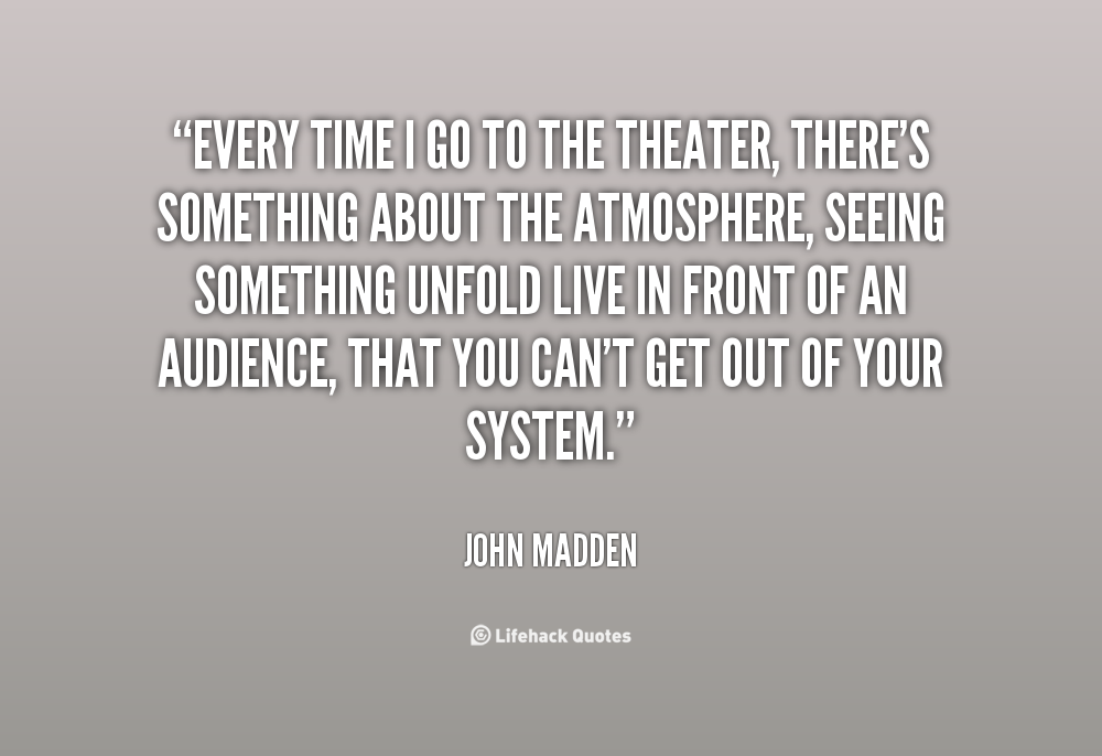 Famous John Madden Quotes
