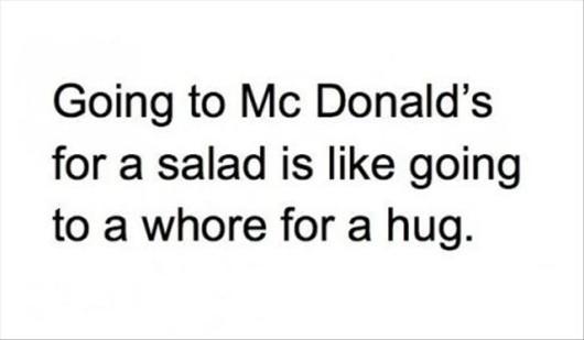 Quotes Funny Mcdonalds. QuotesGram
