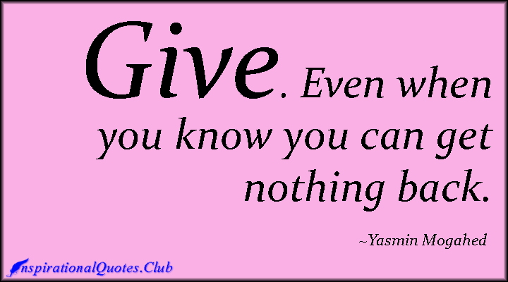 quotes on giving and kindness quotesgram