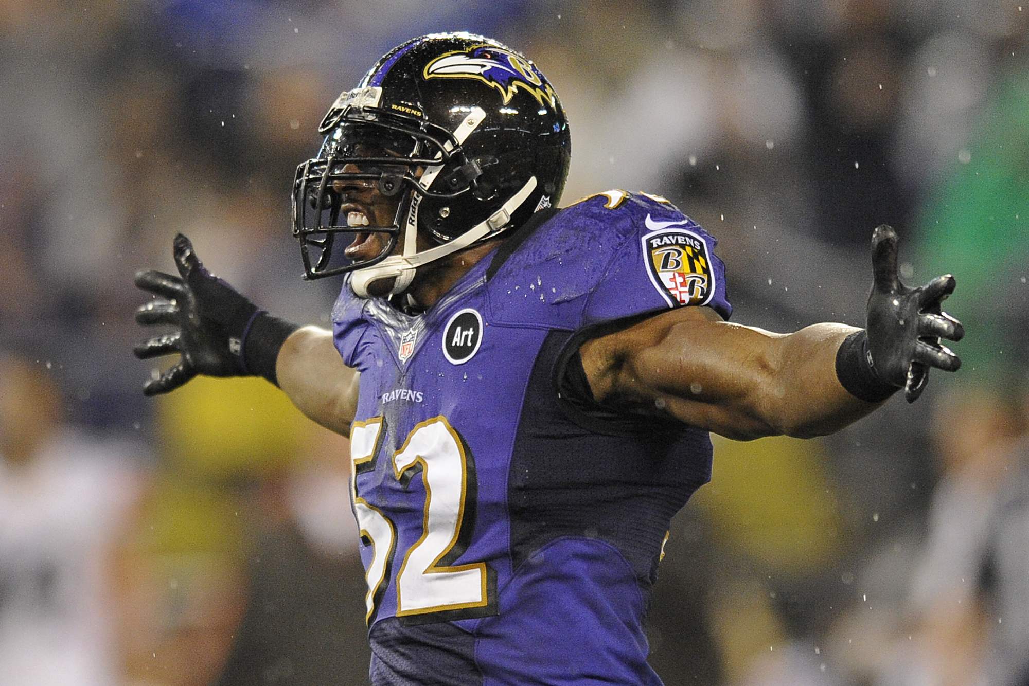 Ray Lewis Quotes About Football Quotesgram: Ravens Football Suggs Quotes. QuotesGram