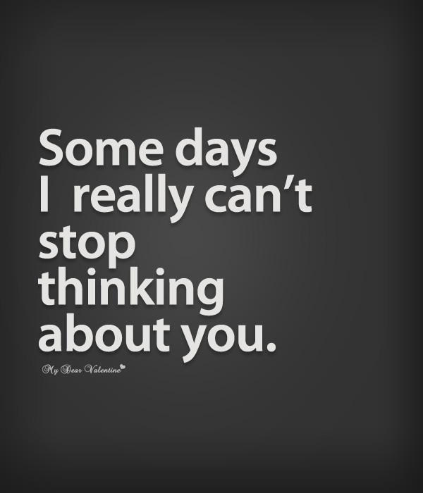 Quotes About Thinking About Someone. QuotesGram