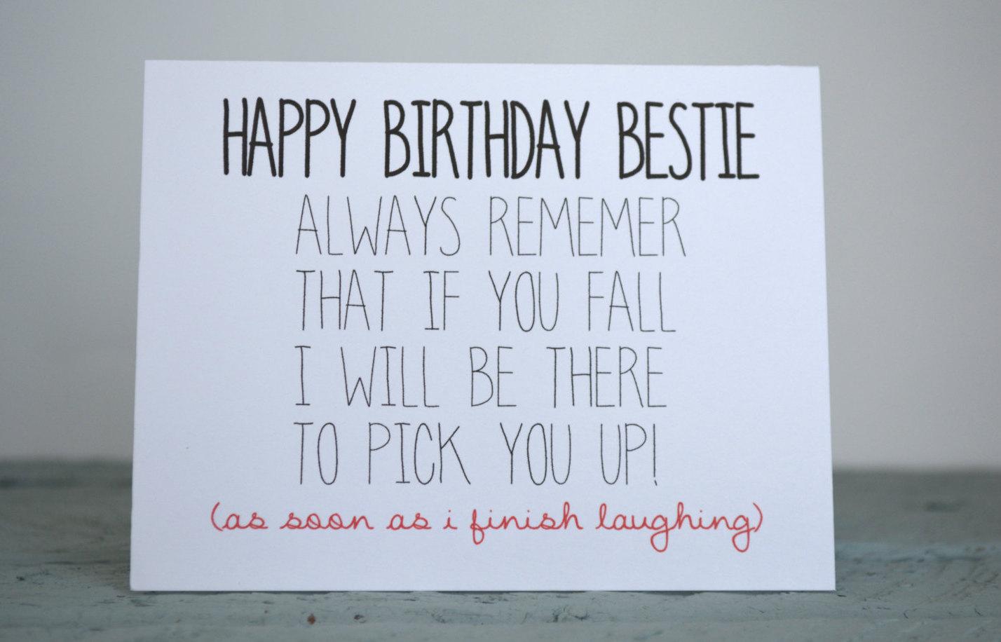 Happy Birthday Godmother Quotes Quotesgram: Happy Birthday Bestie Quotes. QuotesGram