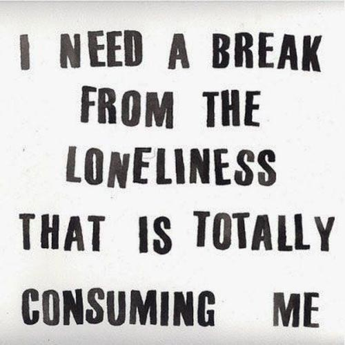 Sad Quotes About Depression: Quotes About Loneliness And Isolation. QuotesGram