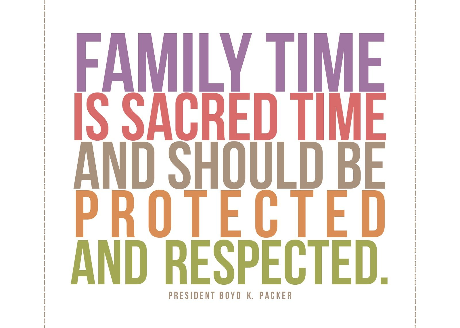 Quotes About Family Time Quotesgram