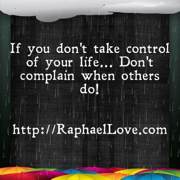 Prendi il controllo della tua vita Quotesgram Quotesgram-9992