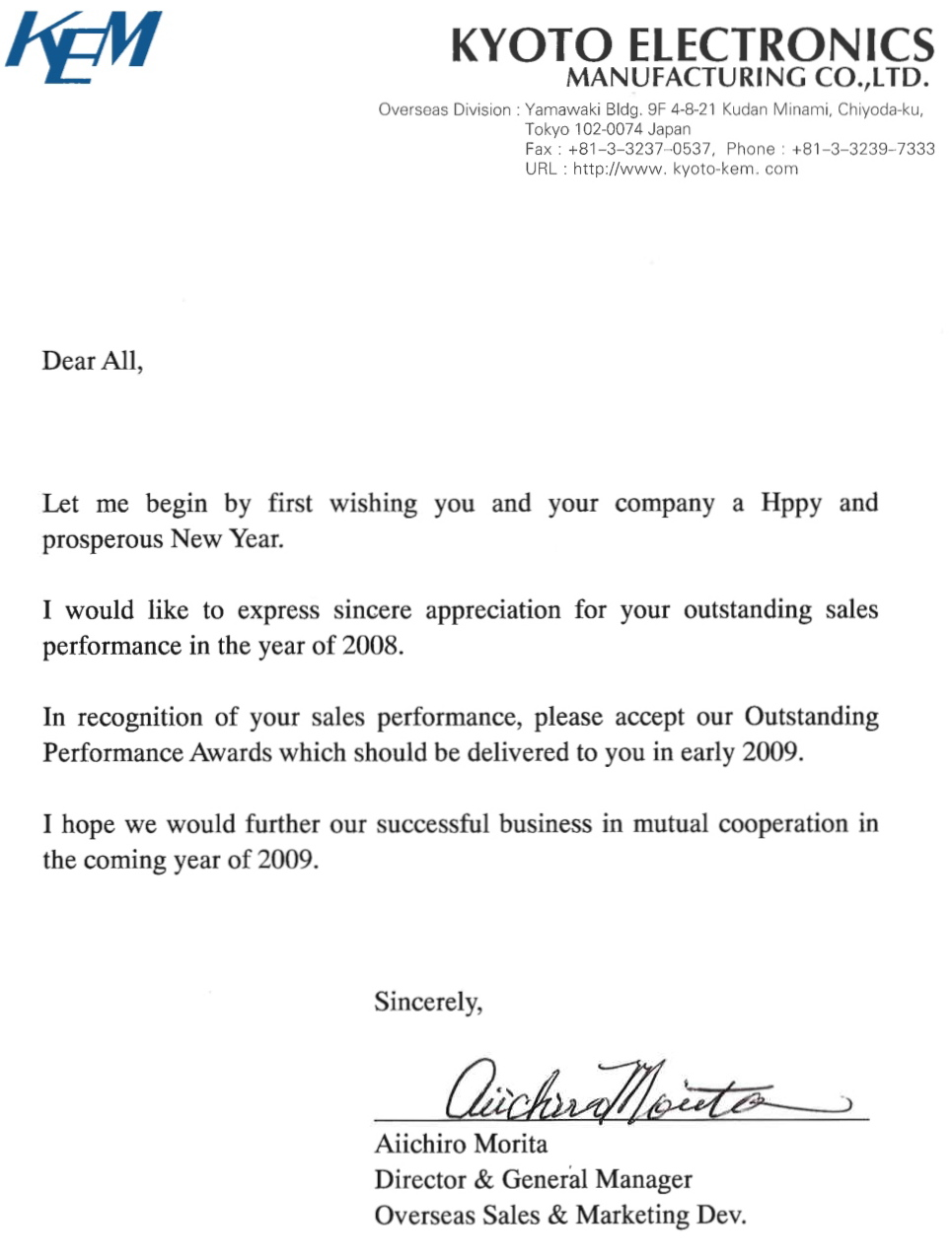 Letter Of Appreciation For Job Well Done from cdn.quotesgram.com