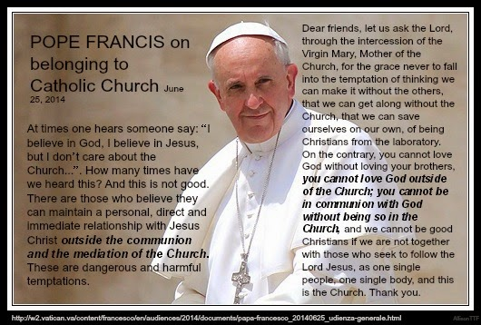 Quotes Pope Francis And Animals Quotesgram: Catholic Quotes Popes From. QuotesGram