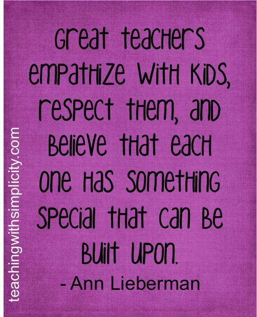 Lovely Teacher Quotes: Teacher Quotes For Elementary Students. QuotesGram