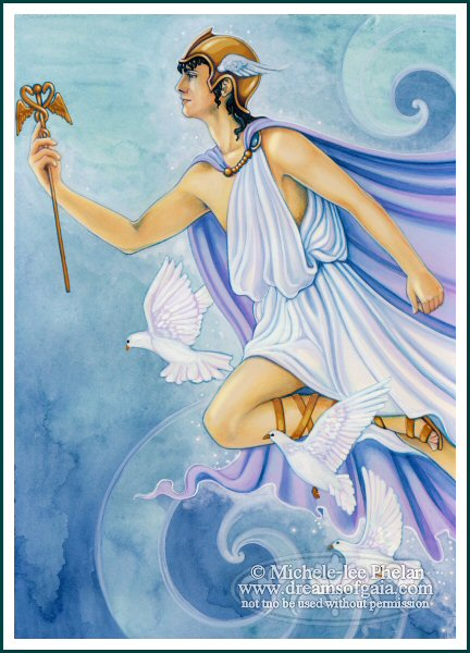 Hermes Mythology Quotes Quotesgram