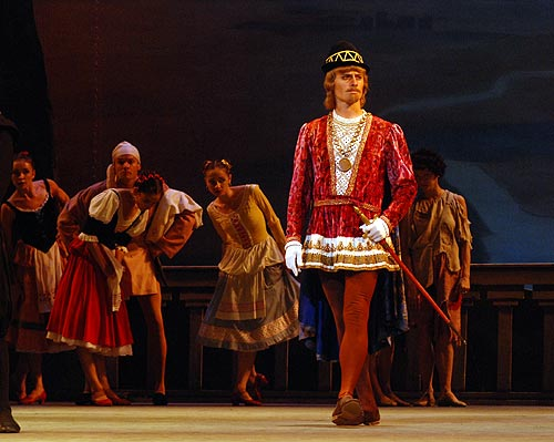Prince Romeo And Julie...