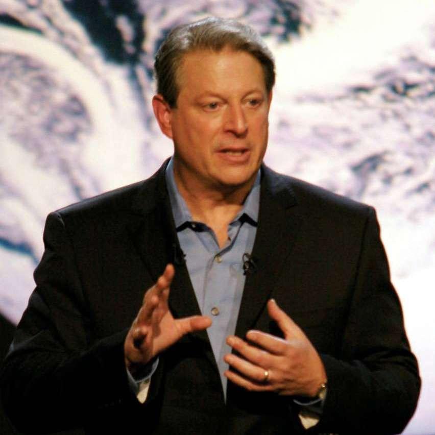 Gore Defends Mansion's Power Consumption