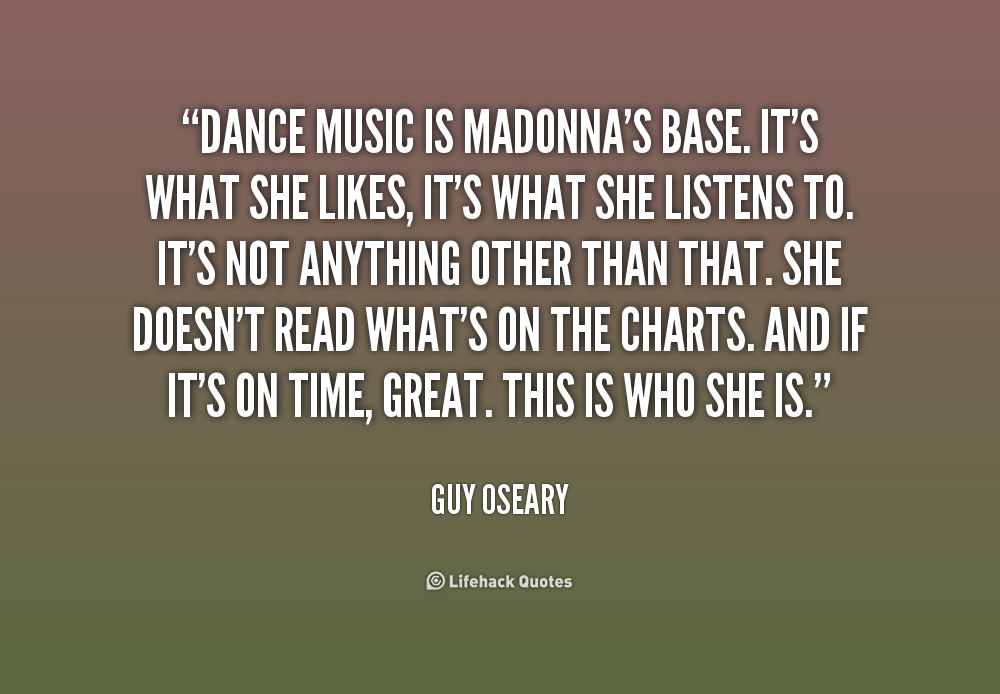 Madonna Song Quotes. QuotesGram
