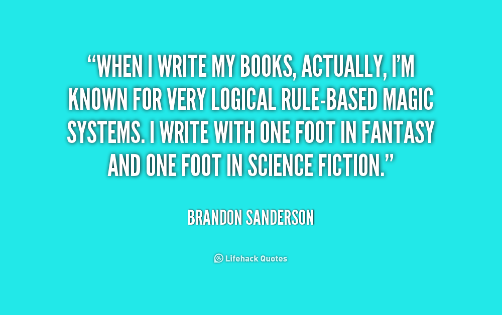 Is Brandon Sanderson the new King of Fantasy Authors?